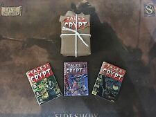 Custom 1/6 Tales From The Crypt Comic Accessory Set Hot Toys Sideshow Horror