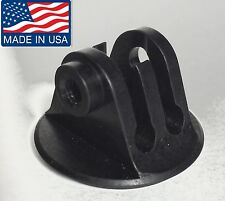 GoPro Black Aluminum Stem Mount. Ride Hero Handlebar Bike Adapter DH fork 4 USA