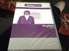 home school schooling english disc 6 education dvd new sealed