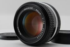 【Exc+++++】Nikon Ai-s AIS Nikkor 50mm F1.4 MF Lens from Japan #58
