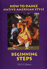 How to Dance Native American Style Beginning Steps DVD