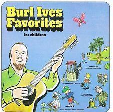 Burl Ives: Burl Ives: Favorites for Children  Audio CD