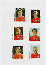 Panini Fußball Bundesliga 2004/2005 50 verschiedene Sammelbilder (Sticker) Neu!