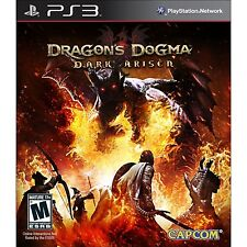 Dragon's Dogma: Dark Arisen (Playstation 3 PS3 Action Adventure RPG) Brand NEW