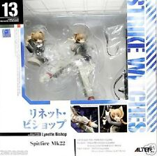 Used Alter Strike Witches 2 Lynette Bishop 1:8 PVC Painted