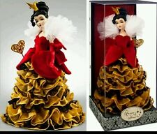 Disney Regina di Cuori Queen of Heart Alice Villains doll Designer Collection