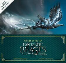FANTASTIC BEASTS AND WHERE TO FIND THEM The Art of the Film NEW book Oscar nom