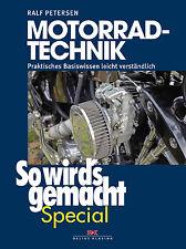 Motorrad-Technik Gebrauchtkauf Schrauberbuch Restauration Reparatur Hand-Buch