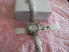 Premier Designs GRANBURY crystal watch gorgeous RV $72 FREE ship w/bin