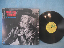 Professor Longhair, Live On The Queen Mary, Harvest Records SW 11790, 1978 BLUES