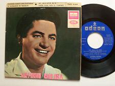"""ANTONIO MOLINA : Cuando siento una guitarra - 7"""" EP 1963 ODEON DSOE 16.668"""