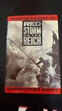 Red Storm on the Reich : Soviet March on Germany, 1945 by Christopher Duffy (Har