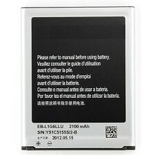 New High Capacity Samsung Galaxy Battery For S3 lll GT-i9300 2100mAh With 4Pin