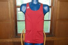 NBA Adidas Pad Top Compression Jersey Tank Red XLT Lebron Kobe Westbrooke Curry
