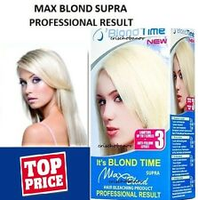 TOP NEW Max Blond Hair Bleaching Lightening Kit Professional result No Ammonia