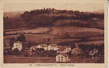 France Cambo-les-Bains - Coteau Celhaya circa 1930 unused sepia postcard