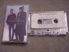 VERY RARE The Neighbors DEMO CASSETTE TAPE 1994 4 trax UNRELEASED Colby Pollard