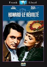 "DVD NEUF ""HOWARD LE REVOLTE"" Cary GRANT, Martha SCOTT / Frank LLOYD"