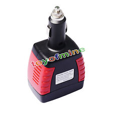 12V DC to 220V AC 150W Power Inverter USB Car Boat for PSP NDS Laptop Charger