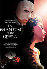 The Phantom of the Opera (DVD, 2006, Special Edition; Widescreen and Full Frame)