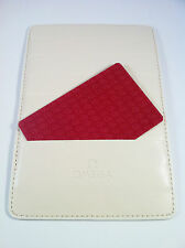 Original Omega Leather Wallet for Watch