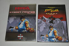 Street Fighter Alpha - The Movie (DVD) NEW With Fancy Slip Cover