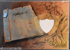 Breygent Grimm GPR-9 Schakal Book Page Authentic Relic Prop Trading Card NBC