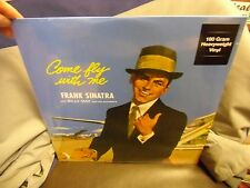 Frank Sinatra Come Fly With Me [Billy May] LP NEW 180g vinyl