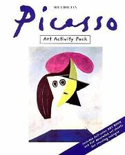 Art Activity Pack: Picasso (The Art Activity Pack Series) by Boutan, Mila
