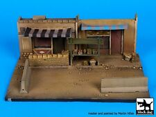 Black Dog 1/72 Middle East Market Section Diorama Base (150mm x 110mm) D72017