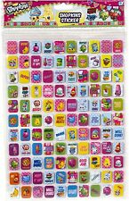SHOPKINS Collectable Puffy Stickers
