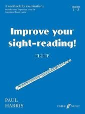 Faber Edition Improve Your Sight-Reading: Improve Your Sight-Reading! Flute...