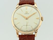 Omega Vintage Manual Winding Calibre 267 18k Gold