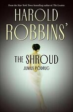 The Shroud, Podrug, Junius, Robbins, Harold, Good Condition Book