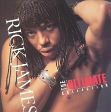 Rick James: The Ultimate Collection 1997 by James, Rick