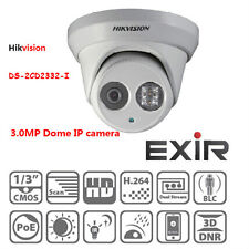 Hikvision DS-2CD2332-I 3.0MP HD outdoor EXIR Network turret IP Dome Camera PoE