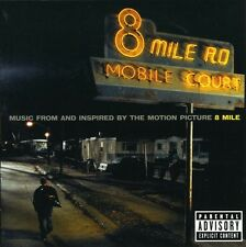8 Mile - Various Artists (2002, CD NEUF) Explicit Version