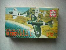 SUPER MODEL 1/72 REGGIANE RE-2002 ARIETE