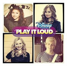 DISNEY CHANNEL PLAY IT LOUD (NEW CD) LIV AND MADDIE / AUSTIN & ALLY /SHAKE IT UP