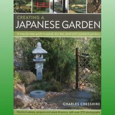 Creating a Japanese Garden by Chesshire Charles