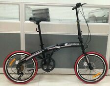 """20"""" folding bikes. Brand New. Free carrying bag,7speed, slight defect sold as is"""