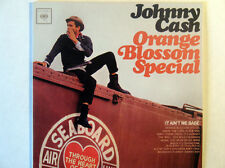 Orange Blossom Special, Johnny Cash (CD wie neu/like new, Mini LP Replica Cover)