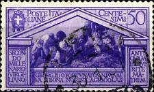 ITALIA - Regno - 1930 - Bimillenario della nascita di Virgilio - 50 c. violetto