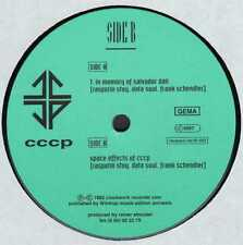 "12"" DE**CCCP - IN MEMORY OF SALVADOR DALI (CLOCKWORK RECORDS '92)***5333"