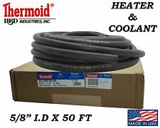 "1 - 5/8"" X 50 FT HEATER HOSE COOLANT HOSE REPLACEMENT HBD THERMOID MADE IN USA"
