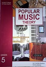 Rgt london college of music musique populaire théorie grade 5