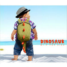 Baby Kids Cute Lovely Dinosaur Waterproof School Bag Casual Package
