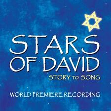 Stars Of David / O.B.C. (2014, CD NEUF)