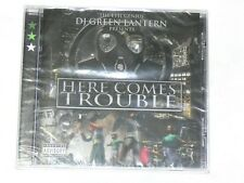 The Evil Genius, Dj Green Lantern Here Comes Trouble CD Unsealed