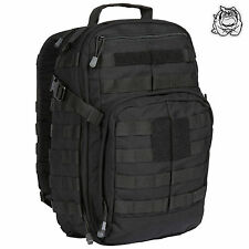 5.11 TACTICAL RUSH12™ BACKPACK 56892 / BLACK 019 * NEW *